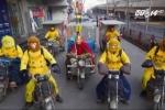 Dịch vụ Tôn Ngộ Không giao hàng đắt khách ở Trung Quốc