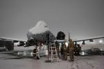 Ảnh quân sự tuần: Hung thần lặng câm trong tuyết lạnh