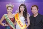 Lan Khuê được mời tham dự Hoa hậu Hòa bình quốc tế 2016