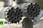 Video: Cận cảnh vũ khí đáng sợ trên 'xe tăng bay' Mi-24