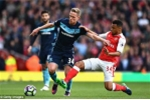 Trực tiếp Arsenal vs Middlesbrough