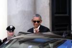 Obama xuat hien day phong cach o kinh do thoi trang Milan hinh anh 11
