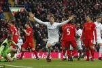 Liverpool 2-3 Swansea: Liverpool thua trận điên rồ