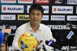 HLV Hữu Thắng lần đầu xin lỗi người hâm mộ sau trận thua Indonesia