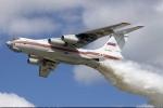 Máy bay cứu hộ của Nga mất tích khi chữa cháy rừng