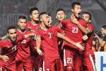 Tuyển Indonesia ghi liên tiếp 2 bàn khiến Thái Lan choáng váng