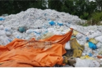 Bộ Y tế yêu cầu báo cáo khẩn vụ núi rác thải khổng lồ ở Bắc Ninh