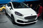 Ford Fiesta 2017 lộ diện phiên bản hạng sang