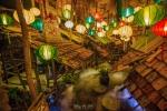 Kiệt tác khu ẩm thực 'ven sông' đẹp mê hồn giữa trung tâm Hà Nội