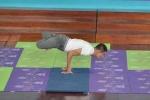Chàng trai liệt nửa người khỏi bệnh nhờ Yoga