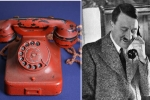 Cận cảnh điện thoại cổ giá hơn 5 tỷ đồng của Hitler