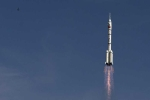 Tên lửa Trung Quốc bốc cháy trên bầu trời Mỹ