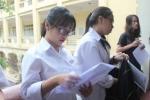 Hôm nay, thí sinh nhận giấy chứng nhận kết quả thi THPT quốc gia
