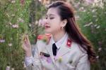 2 nữ sinh xinh đẹp, tài năng của Đại học Kiểm sát Hà Nội