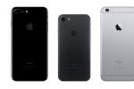 Ảnh: Bộ đôi iPhone 7, 7 Plus vừa trình làng