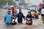 Bão số 2 đổ bộ, hàng loạt các thành phố từ miền Bắc tới miền Trung có nguy cơ ngập úng