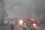 Thời tiết hôm nay 8/1: Miền Bắc sương mù và mưa dông