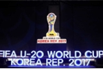 Lịch thi đấu U20 World Cup 2017, lịch trực tiếp U20 thế giới 2017