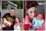 Thương tâm bé gái 18 ngày tuổi chết do bị người lạ hôn