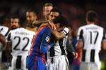 Neymar òa khóc tức tưởi sau thất bại trước Juventus