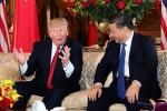 Tổng thống Trump nói quan hệ Mỹ - Trung 'đạt bước tiến to lớn'