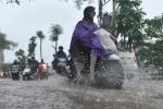 Dự báo thời tiết hôm nay 14/6/2017: Hà Nội mưa rào, đề phòng ngập úng