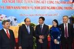 Thủ tướng Nguyễn Xuân Phúc: Ngành công thương bị vấp nhưng chưa ngã