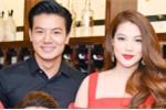 Hiếu Nguyễn bảnh bao đến chúc mừng Trương Ngọc Ánh làm bà chủ