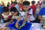 Hinh anh Hang tram hoc sinh tieu hoc TP.HCM hao hung voi cuoc thi khoa hoc ung dung 2017 9