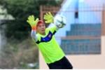 Thủ môn lừng danh Trần Minh Quang trổ tài ở U20 Việt Nam