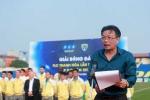 Phó chủ tịch CLB FLC Thanh Hóa: Pha vào bóng của Quốc Phương bình thường
