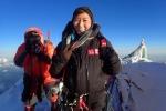 Nữ sinh Nhật Bản chinh phục 7 đỉnh núi cao nhất 7 lục địa