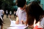 Thi THPT Quốc gia 2017: 'Em hoàn thành 100% đề Toán nhưng là đánh bừa'