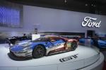 Ngắm xe đua Ford GT hoàn toàn mới lạ góp mặt tại triển lãm Los Angeles