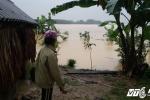 Nhiều xã miền núi Hà Tĩnh có nguy cơ tái ngập nặng