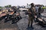 Video: Xe chở dầu Pakistan gặp nạn, gần 150 người chết cháy