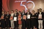 Vinamilk đứng thứ 20 trong số 300 doanh nghiệp hàng đầu châu Á