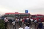 Tai nạn liên hoàn, cao tốc Pháp Vân - Cầu Giẽ tắc hàng km