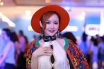 MC Việt Nga tái xuất, khoe phong cách thời trang bớt 'quái dị'