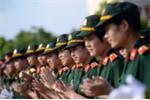 Điểm sàn xét tuyển của 18 trường quân đội năm 2016