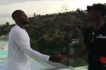 Video: Pogba chào mừng Lukaku đến MU, hẹn nhau trên sân tập