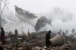 Hiện trường thảm khốc vụ máy bay Thổ Nhĩ Kỳ rơi làm 37 người thiệt mạng