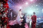 Đám cưới 'siêu khủng' của cặp đôi Hà Nội toàn mời các sao hạng A