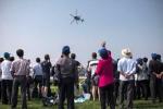 Video, ảnh: Chiến cơ bay rợp trời trong triển lãm hàng không đầu tiên ở Triều Tiên