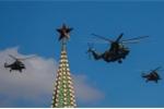Điều gì khiến hàng chục chiến cơ Nga đột ngột không thể duyệt binh trên không?