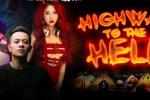 DJ Hoàng Anh trình diễn trong đêm nhạc EDM trước thềm Halloween