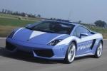 Ngắm dàn siêu xe của cảnh sát Italia