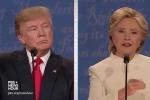 Donald Trump từng hết lời ca ngợi nhà Clinton
