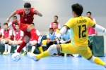 Kết quả Futsal SEA Games 29: Việt Nam vs Thái Lan tỷ số 1-4