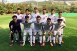 Tuyển Việt Nam thắng đội đứng thứ 2 Hàn Quốc